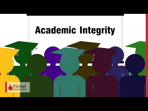 what is academic honesty