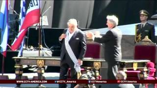 See the news report video by Uruguayans prepare to vote in presidential election