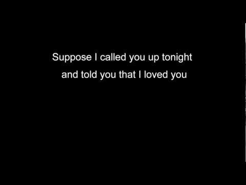 Carrie Underwood I Told You So Lyrics Official