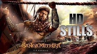 Sangamithra New HD Stills    Arya    Jayam Ravi    Shruti Haasan    C Sundar    #SangamithraAtCannes - IGTELUGU