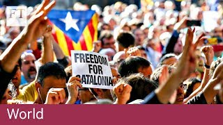 Spanish raids over Catalan referendum | World - FINANCIALTIMESVIDEOS
