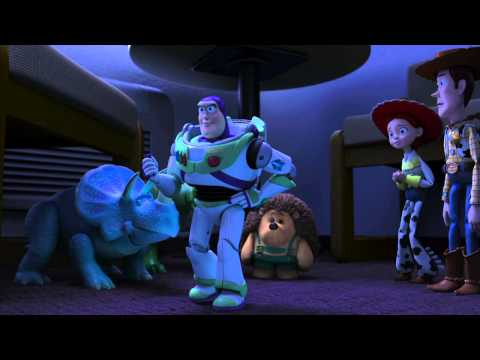 Check Out The New Toy Story Trailer!