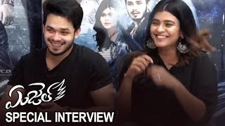 Naga Anvesh and Hebah Patel Diwali Special Interview About Angel Movie | TFPC - TFPC