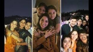 Mahesh Babu &  Namrata Shirodkar Party With The Team Of Sarileru Neekevvaru - RAJSHRITELUGU