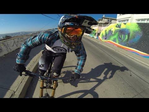 GoPro: Combing Valparaiso's Hills