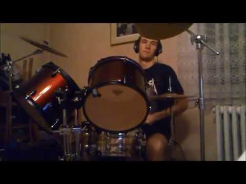 Metallica - The Frayed Ends Of Sanity Drum Cover (2014-Helsinki Live)