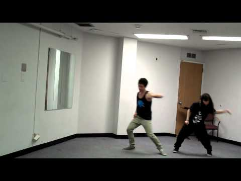 [Infinite] - Be Mine Chorus Dance Tutorial (Mirrored)