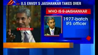 S Jaishankar replaces Sujatha Singh as the new foreign secretary - NEWSXLIVE