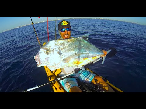 African Fishing Kayak Fishing Huge African
