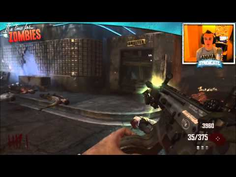 Black Ops 2 Zombies: Nuketown Round 39! & Bus Depot Round 20 Tutorial/Gameplay! w/Syndicate!