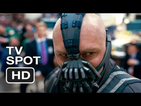 The Dark Knight Rises IMAX TV Spot (2012) Batman Movie HD