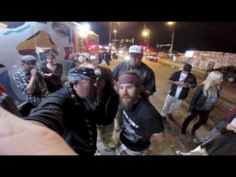 Crazy Drunk People - Sturgis Black Hills Rally 2014