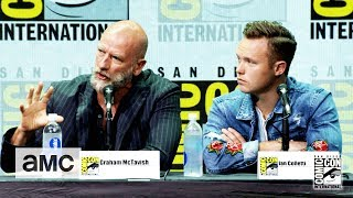 Preacher: 'Purpose of The Saint of Killers' Comic-Con 2017 Panel - AMC