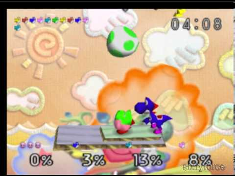 Super Smash Sunday - A Look At The Original SSB