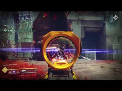 1 Shot, 4 Kill- Gambit Wipe