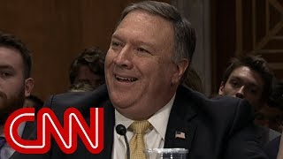 Trump tax question upsets Pompeo - CNN