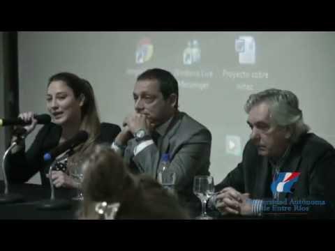 La UADER y el COPNAF, juntos contra el maltrato infantil