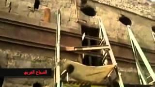 """بالفيديو.. مسجد """"عارف باشا"""" معرض للإزالة في أي وقت"""