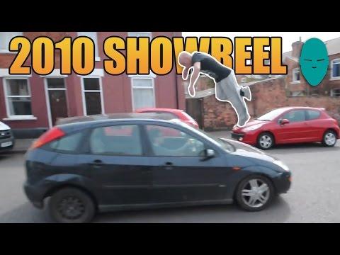 Damien Walters 2010 Showreel