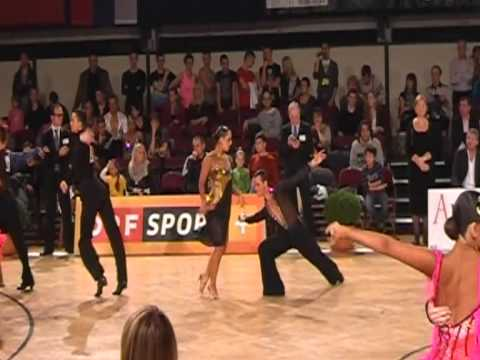 AOC 2012 Samba 1st Round World Open
