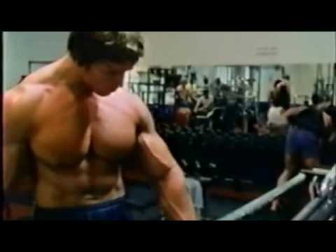 Biceps Exercises - Arnold Schwarzenegger [biceps training]