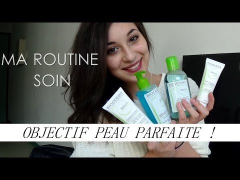 Ma routine soin : Objectif peau parfaite ! (Visage) - Horia