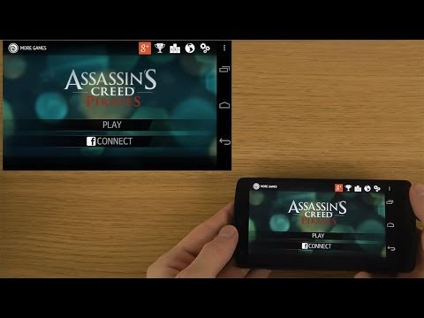 Assassin's Creed Pirates Google Nexus 5 Android 4.4