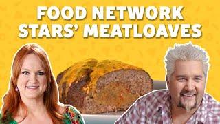 We Tried FN Stars' Meatloaf Recipes ⭐ TASTE TEST - FOODNETWORKTV