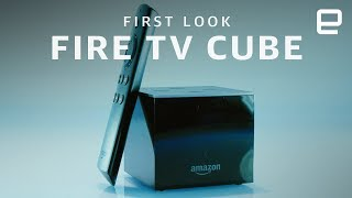 Amazon Fire TV Cube First Look - ENGADGET