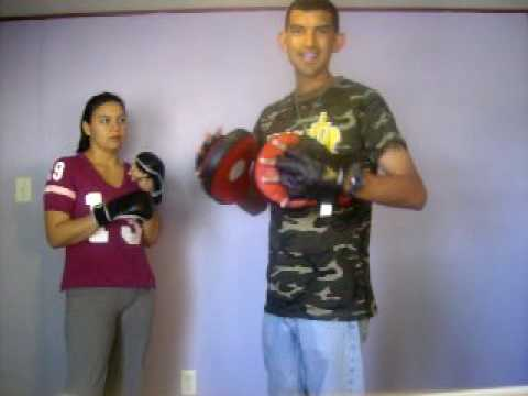 Focus Mitt Drills: Punch Combinations