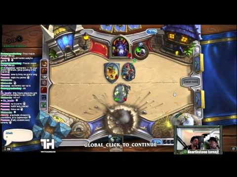 (TURNAJ Z RE-LOAD) Hearthstone : eSuba Alesh vs VanillaTitan
