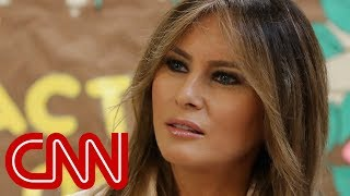 Melania Trump goes after TI for racy video featuring look-a-like - CNN