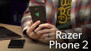 Razer Phone 2 review: Worthy upgrade? - PCWORLDVIDEOS