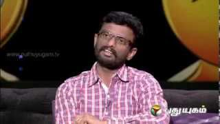 Manam Thirumbuthe with Director Pandiraj – Puthuyugam TV Show