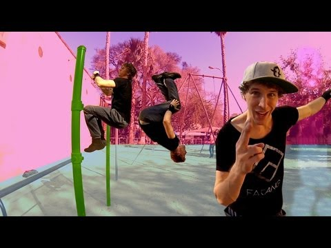 Kumquat Flip Tutorial - ADVANCED freerunning (Jesse La Flair)