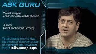 Ask Guru: Should you give a 10-year-old a phone? - NDTV