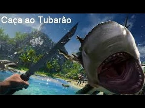 Far Cry 3 - Caça ao Tubarão
