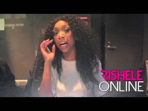 "Brandy talks ""The Game"", working with Ray J, and possible reality show!"