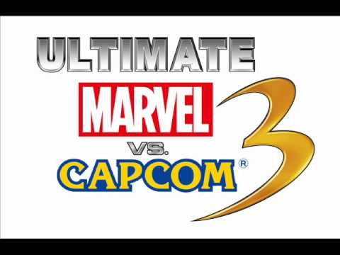 Ultimate Marvel vs. Capcom 3 - Menu (Normal)