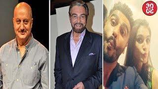 Anupam, Kabir Support 'Triple Talaq' Ban | Arjun – Kriti To Come Together For Farzi?