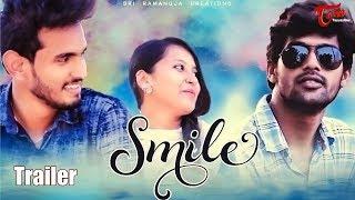 SMILE | Telugu Short Film Trailer 2019 | by Praveen Meduri | Shaan | Prudvi | TeluguOne - TELUGUONE