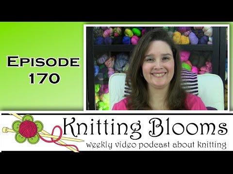 I Want to Hear from YOU! - EP170 - Knitting Blooms