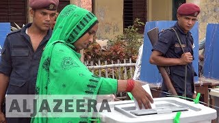 Nepalese voters elect representatives for first time in 20 years - ALJAZEERAENGLISH