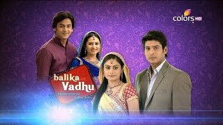 Balika Vadhu : Episode 1681 - 17th September 2014