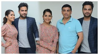 HIT Movie Trailer Launch | Vishwak Sen | Ruhani Sharma | Nani | Sailesh Kolanu | TFPC - TFPC