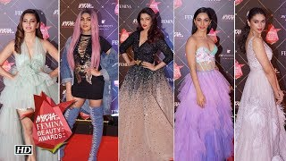 Red Carpet | Stunners at Beauty awards 2018 - IANSLIVE