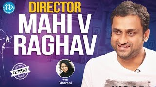 Anando Brahma Director Mahi V Raghav Exclusive Interview || Talking Movies With iDream #478 - IDREAMMOVIES