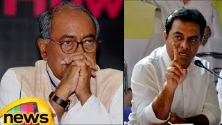 Hyderabad Narcotic Racket: Twitter War Erupts Between Digvijaya Singh and KTR | Mango News - MANGONEWS