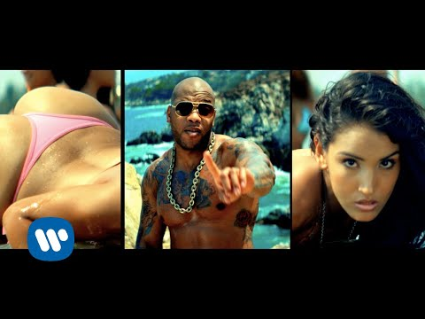 Teledysk Flo Rida - Whistle [Official Video]