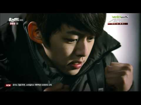 Holyland - Episode 1 ft. Dongho & Hoon 2/5 (en)
